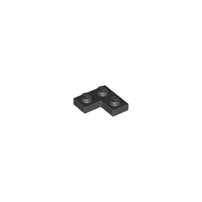 Lego Basic Technique Technic 10 Plates//Angle Black 2x2 #2420