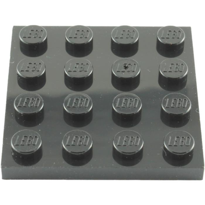 4x4 White 20Stk 3031-05 Weiß - Platte Plates LEGO®