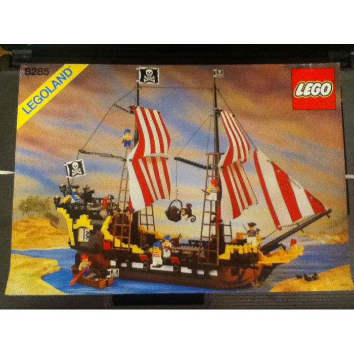 Lego Black Seas Barracuda Set 6285 Instructions Brick Owl Lego