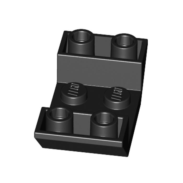 Choose 2,4,6,8 or 10 **NEW /& GENUINE** Lego Part 4871 2x4 Inverted Slope Brick