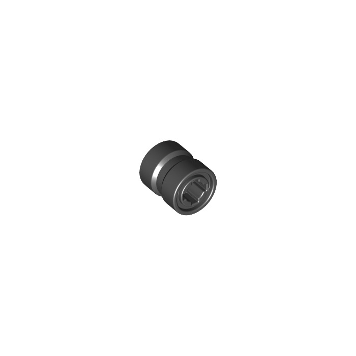 Rim Ø8 x 9mm For Wheel NEUF NEW 8 x LEGO 74967 Roue Jante noir, black