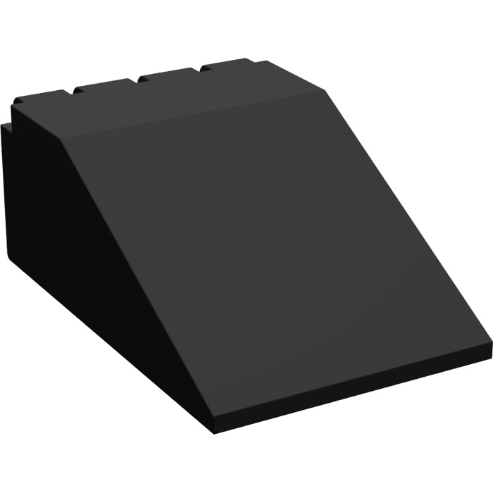 lego black windscreen 6 x 4 x 2 canopy 4474 brick owl lego