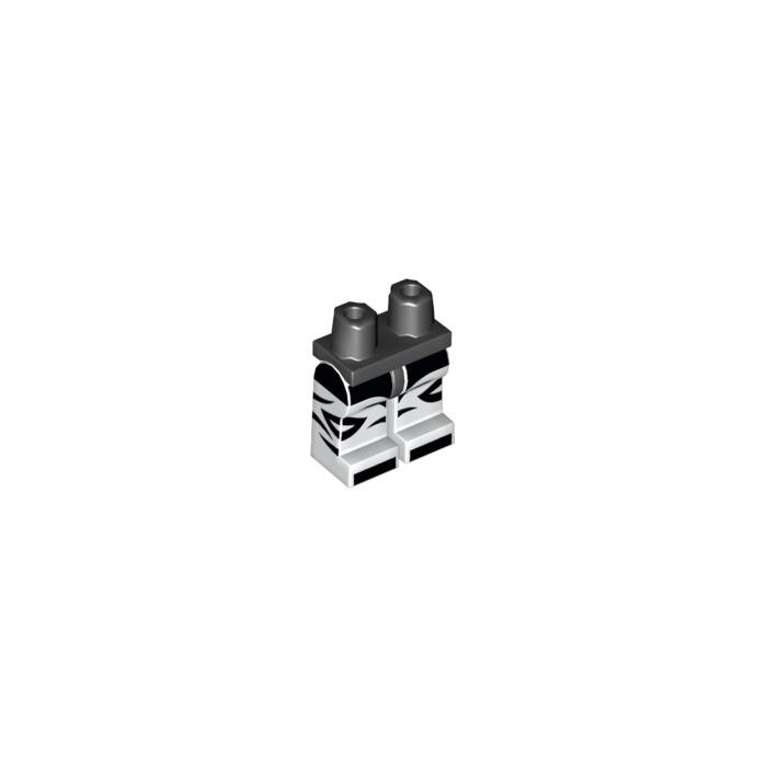 LEGO Black Zebra-Man - From LEGO Batman Movie Minifigure ...