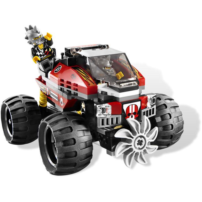 LEGO Blizzard's Peak Set 8863 | Brick Owl - LEGO Marketplace