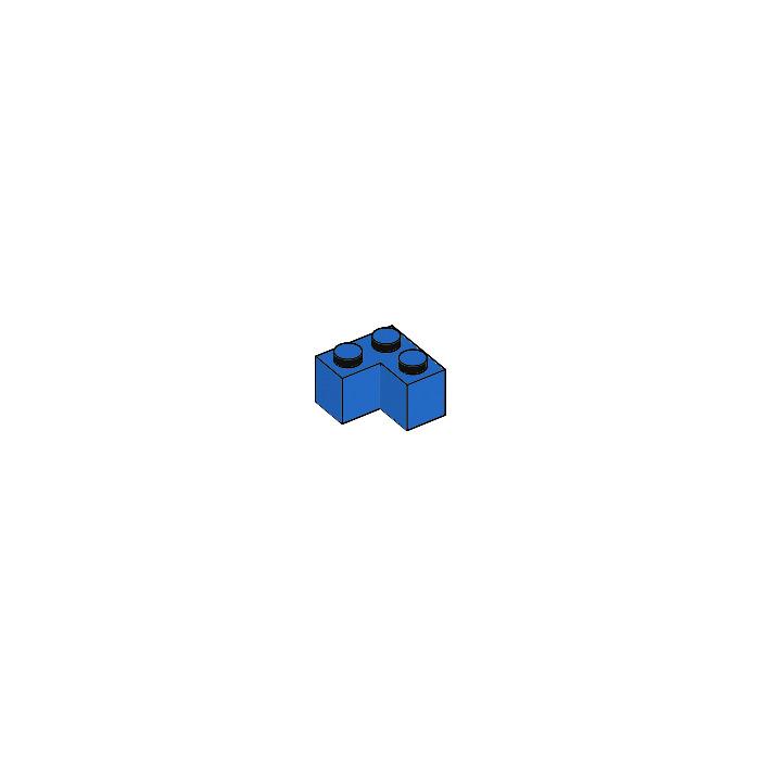 LEGO Parts Pieces Lot ~ Brick 2 X 2 Corner ~ Part# SOLID COLORS 2357
