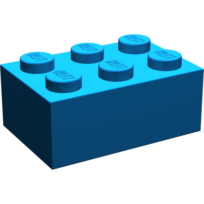 dark bluish grey gray NEUF NEW 8 x LEGO 3002 Brique Brick 2x3 gris foncé