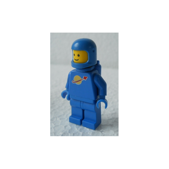 lego astronaut spaceship - photo #35