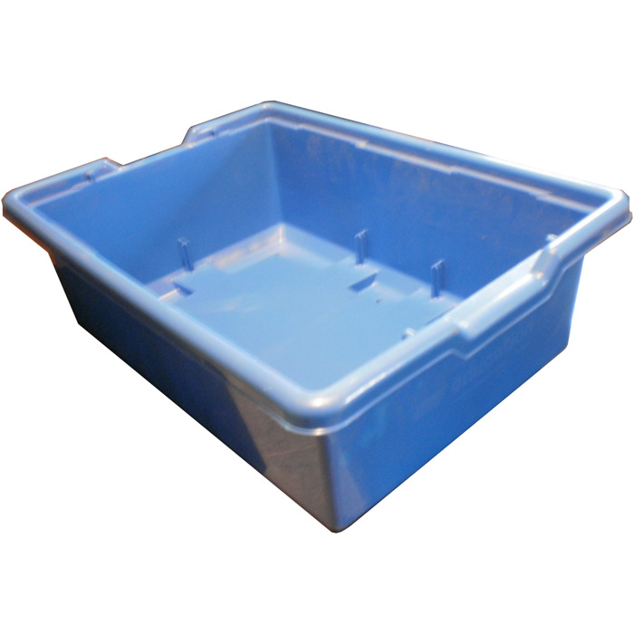 LEGO Blue Medium Storage Bin (Lego Education) (54187)