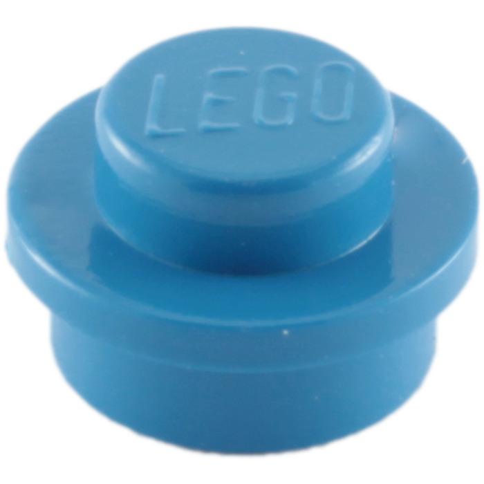 70 x LEGO® Dark Purple Plate Round 1 x 1 Stud part # 4073
