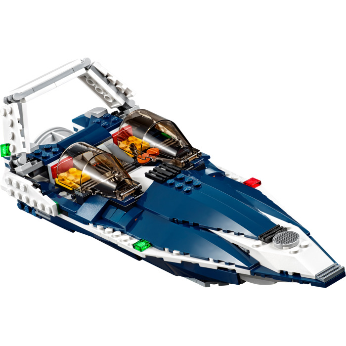 Lego Blue Power Jet Set 31039 Brick Owl Lego Marketplace