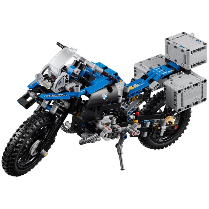 lego bmw r 1200 gs adventure set 42063 brick owl lego. Black Bedroom Furniture Sets. Home Design Ideas