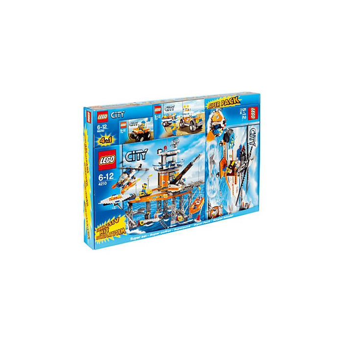 LEGO Bonus/Value Pack Set 66290