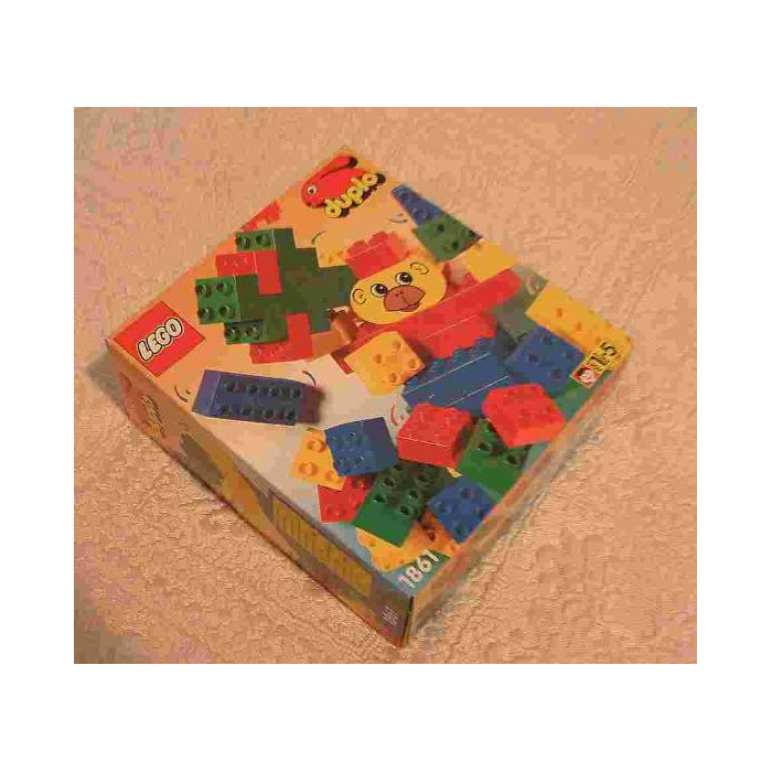 LEGO Box of Bricks Set 1861 | Brick Owl - LEGO Marketplace
