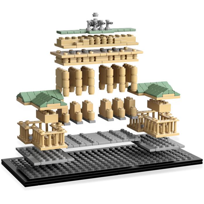 LEGO Brandenburg Gate Set 21011 Brick Owl Marketplace