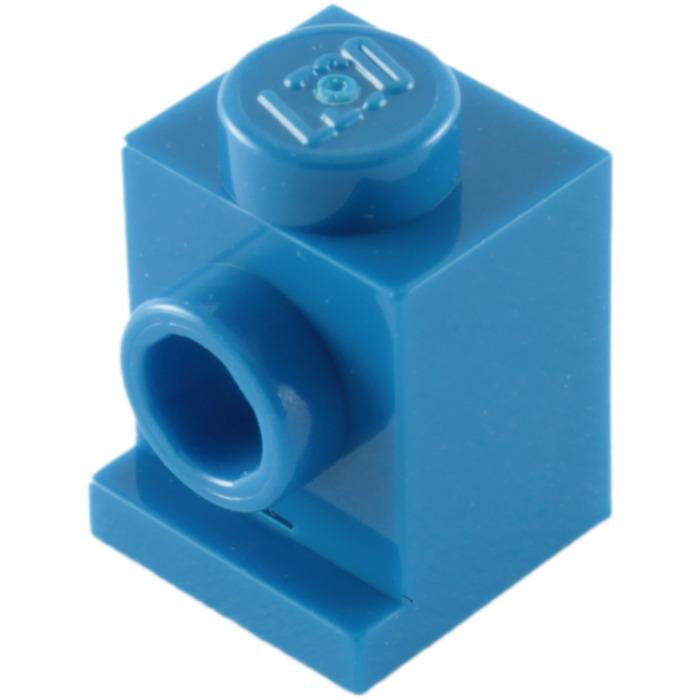 LEGO 1 x 1 YELLOW MODIFIED HEADLIGHT BRICK x 10  PART 4070