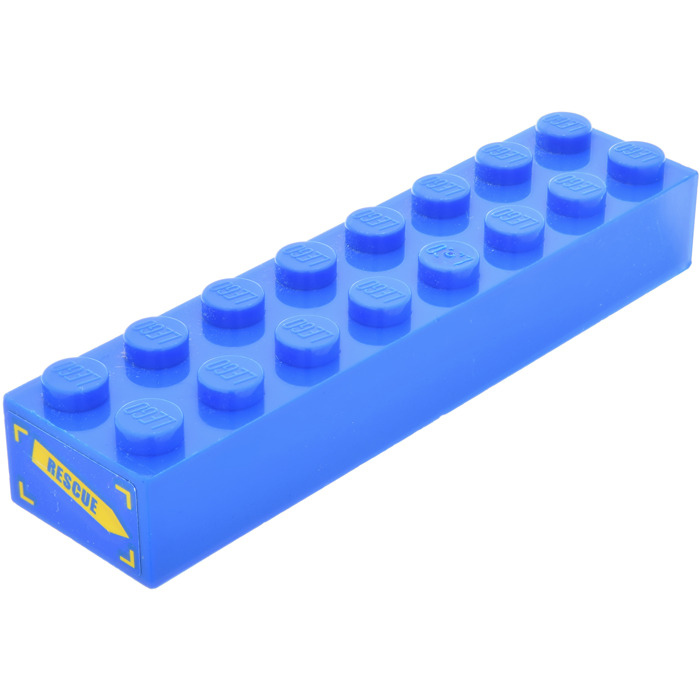 Lego 3007 Brick 2x8 Basic Stone Yellow 3 Piece 700