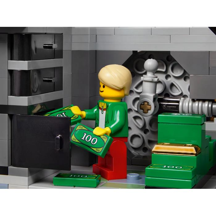 LEGO Brick Bank Set 10251 | Brick Owl - LEGO Marketplace