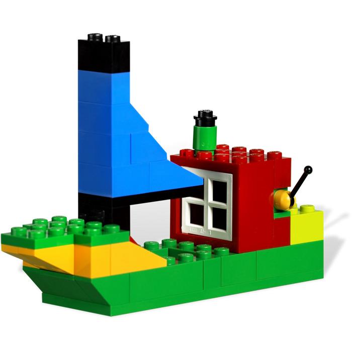 how to create a lego set