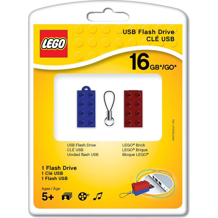 LEGO Brick USB Flash Drive (5004363)   Brick Owl - LEGO Marketplace