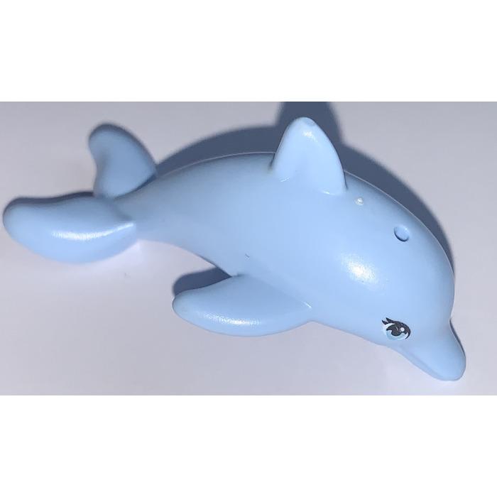 LEGO Friends Blue Dolphin *NEW* Sea Ocean Animal part 13987 41015