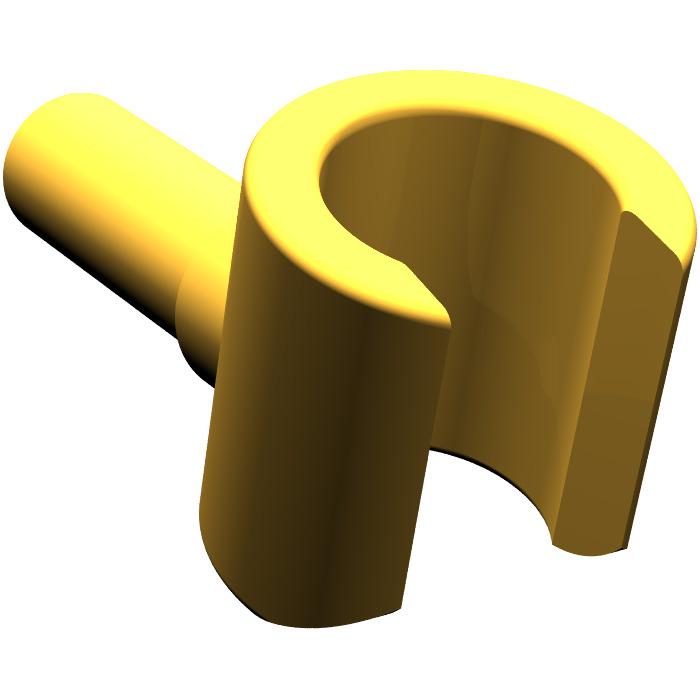 NEW LEGO part # 983 hand Figure Hands Green Yellowish x 10