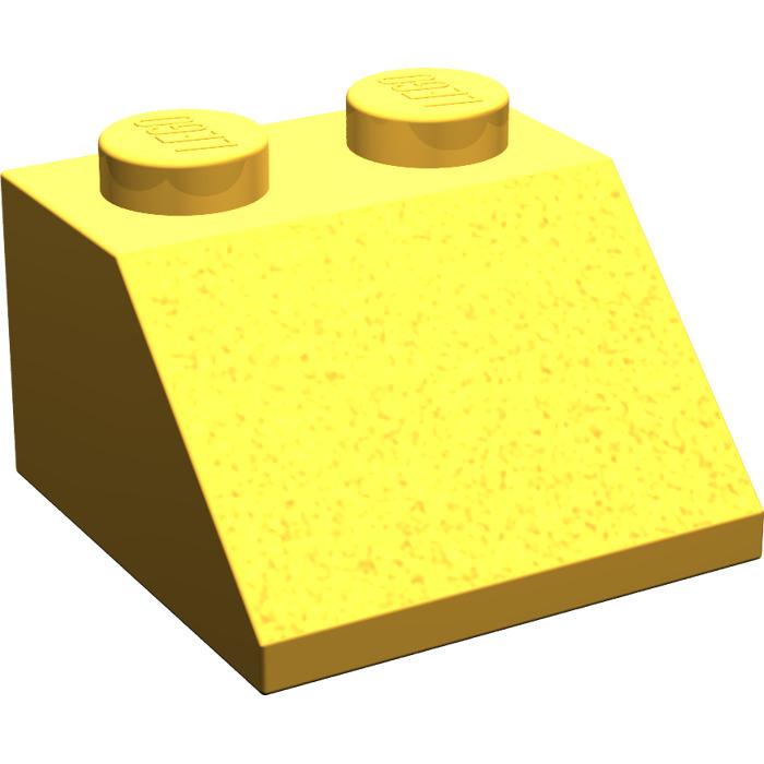 45°  Yellowish Green  4650630    3039 Lego® System  9  Dachsteine  2 x 2