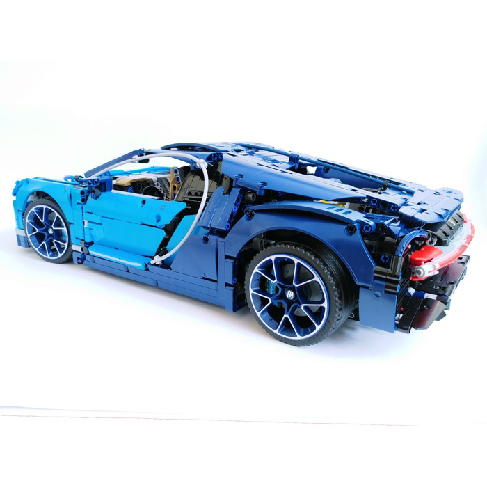 lego bugatti chiron set 42083 brick owl lego marketplace. Black Bedroom Furniture Sets. Home Design Ideas