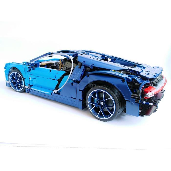 lego bugatti chiron set 42083 brick owl lego marketplace. Black Bedroom Furniture Sets. Home Design Ideas