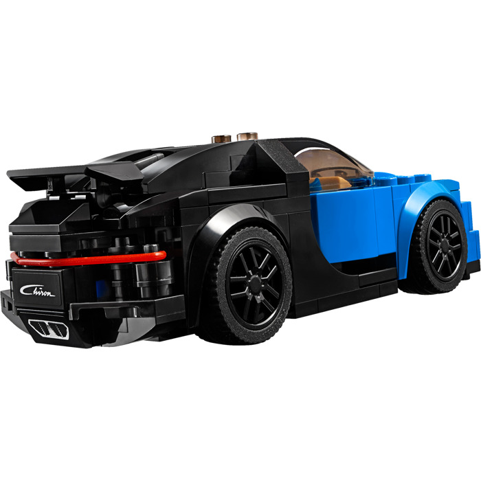 lego bugatti chiron set 75878 brick owl lego marketplace. Black Bedroom Furniture Sets. Home Design Ideas