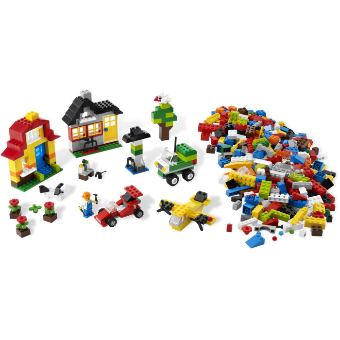 Lego Build And Play Set 6131 Brick Owl Lego Marketplace
