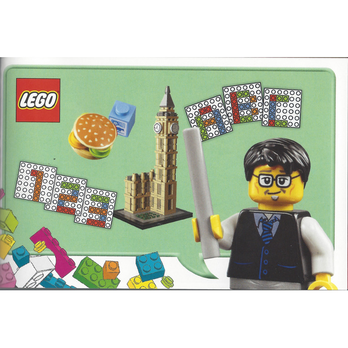 LEGO Build to Learn (5004933) Instructions | Brick Owl - LEGO ...