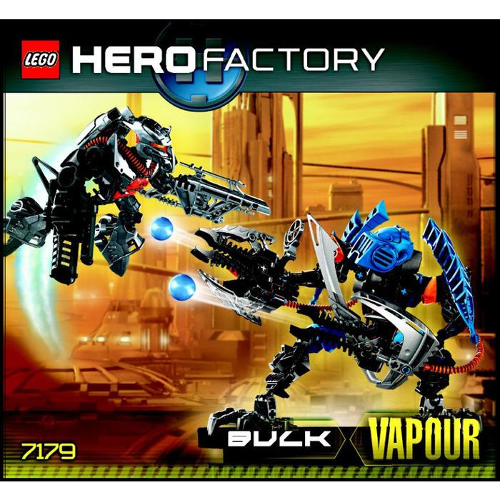Lego Bulk And Vapour Set 7179 Instructions Brick Owl Lego