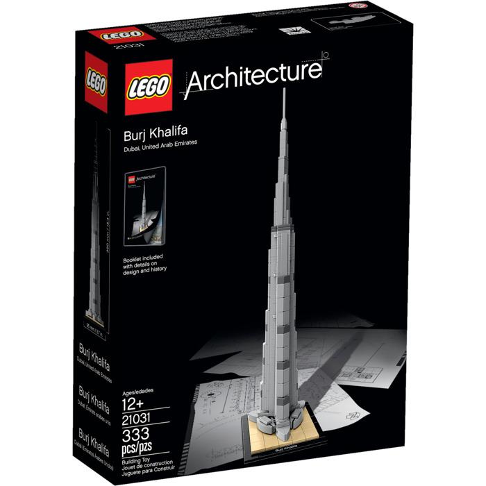 lego burj khalifa instructions