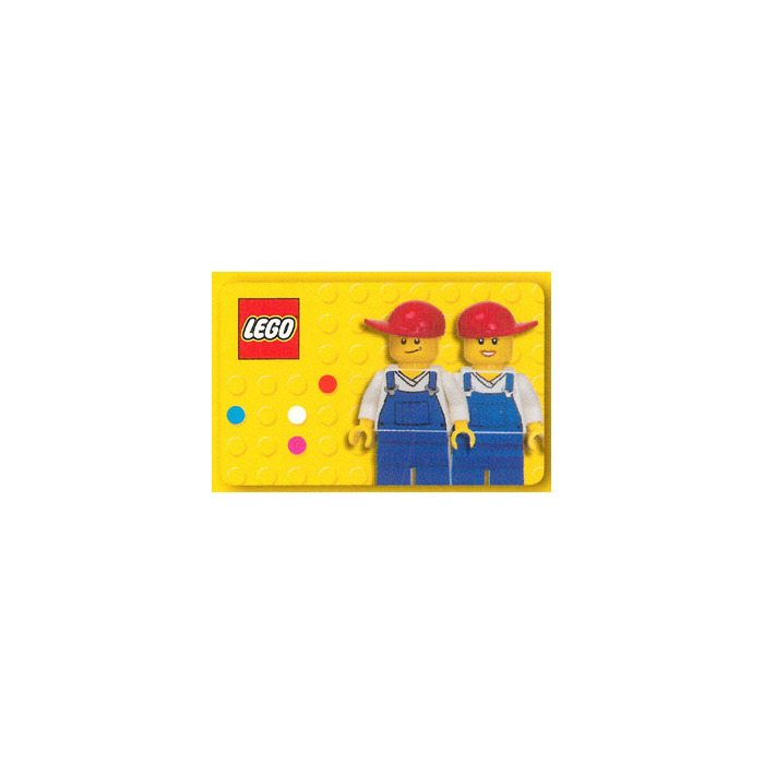 LEGO Business Card with 2 Minifigs on Back | Brick Owl - LEGO ...