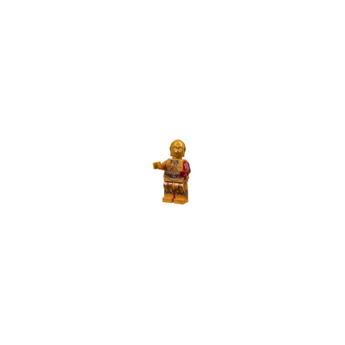 Neuf Scellé LEGO C-3PO NEW IN POLYBAG 5002948 Red Arm