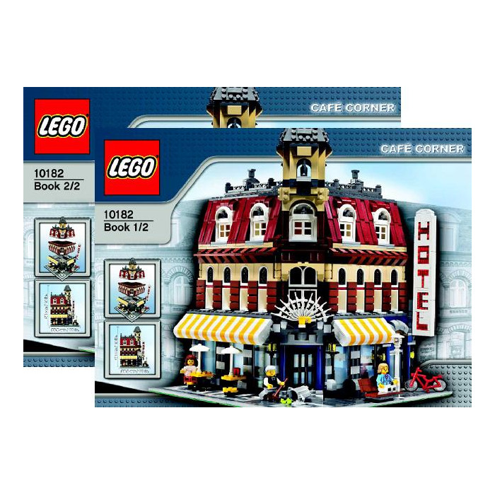 Lego Sets Instructions Images Instructions Examples In English