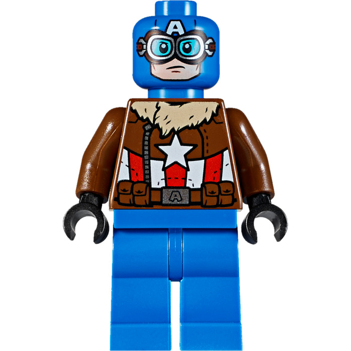 Lego captain america jet pursuit set 76076 brick owl lego marketplace - Lego capitaine america ...