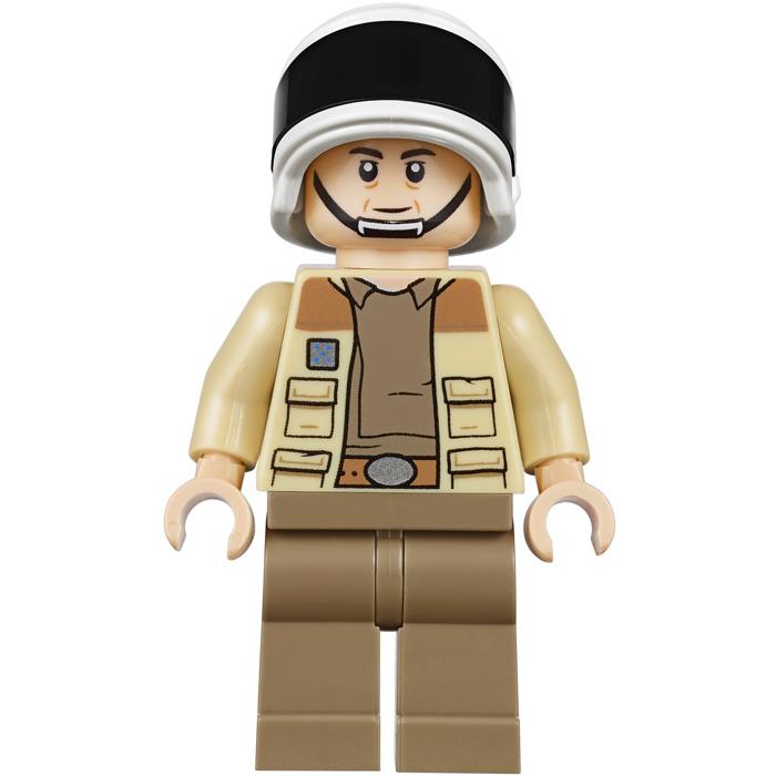 Figur Minifig Rebell Tie 75237 75244 LEGO Star Wars Rebel Fleet Trooper
