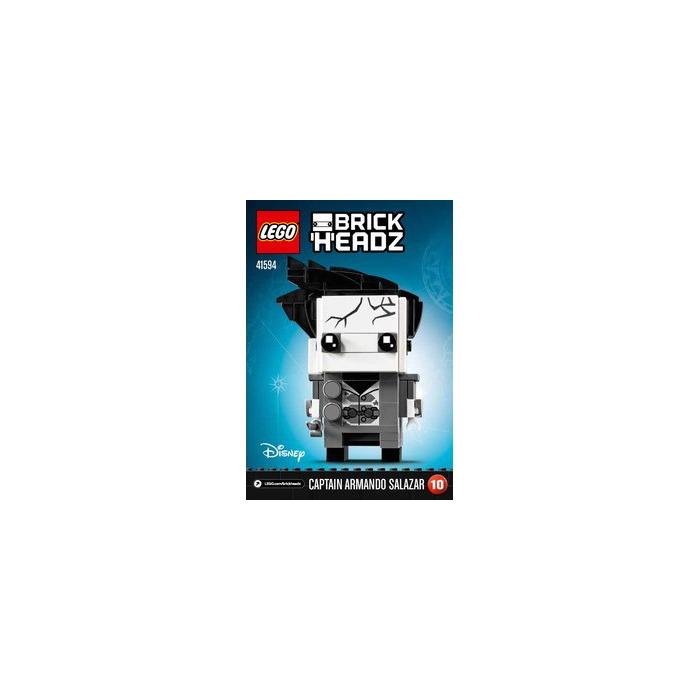 Lego Captain Armando Salazar Set 41594 Instructions Brick Owl