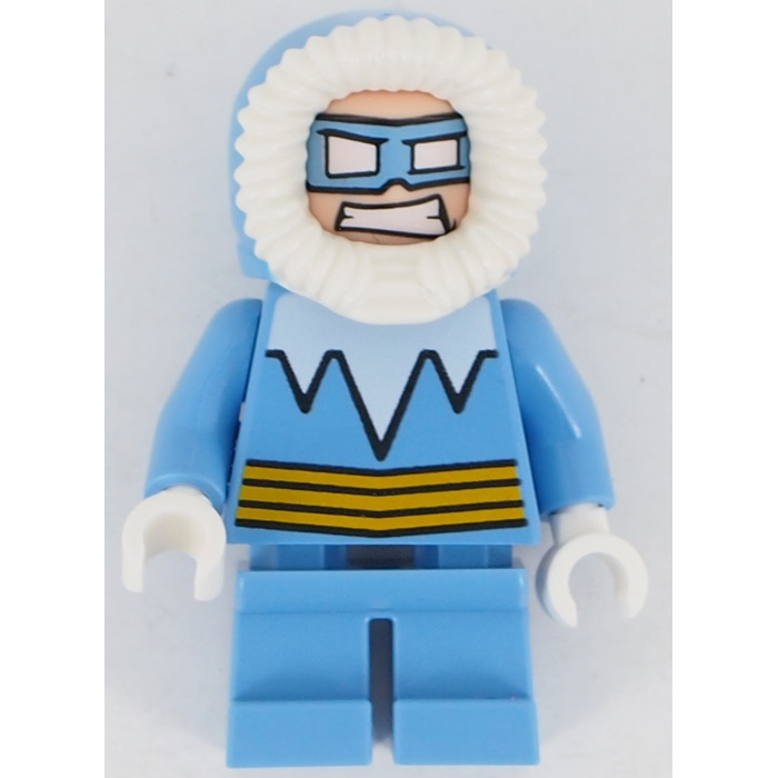 Lego Captain Cold With Short Legs Minifigure The Daily Brick