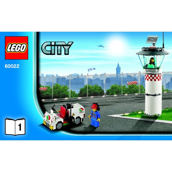 Lego Cargo Terminal Set 60022 Instructions Brick Owl Lego