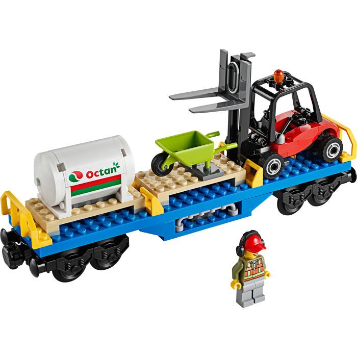 Lego Cargo Train Set 60052 Brick Owl Lego Marketplace