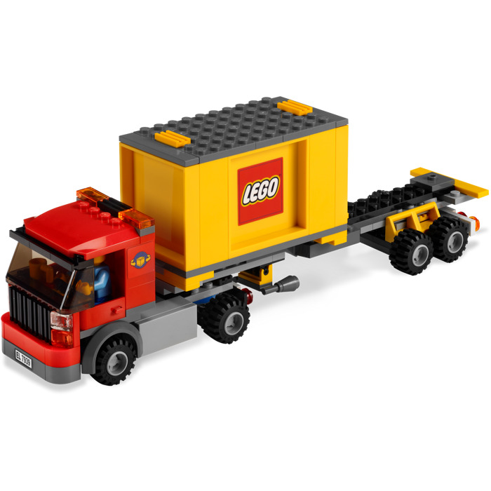 Cargo Train 7939 Lego Cargo Train Instructions 7939 City