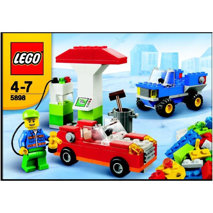 Lego Set 5898 Instructions Building Cars K3F1JcTl