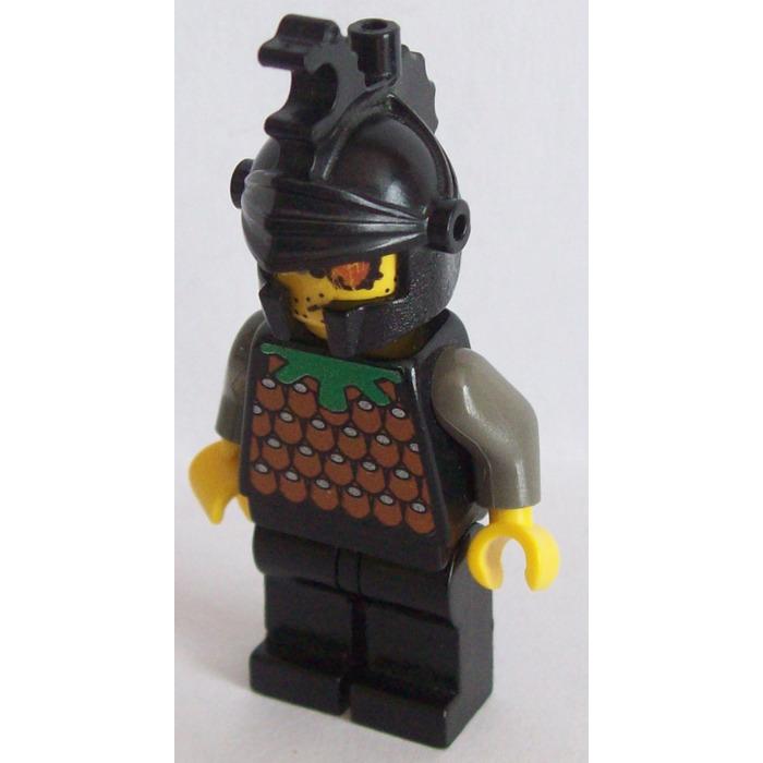 LEGO Black Castle Dragon Crown Minifig Helmet