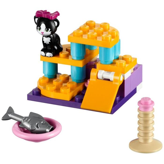 lego cat 39 s playground set 41018 brick owl lego marketplace. Black Bedroom Furniture Sets. Home Design Ideas