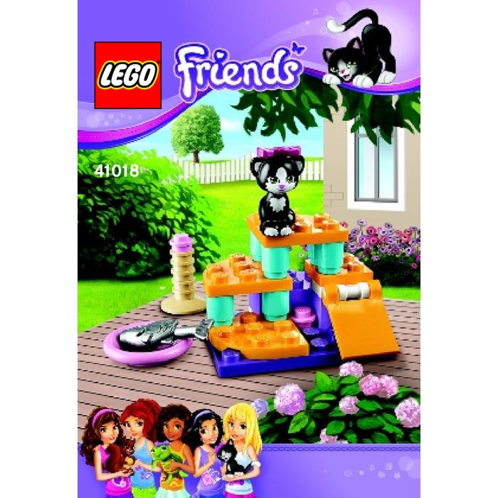 Lego Cats Playground Set 41018 Instructions Brick Owl Lego