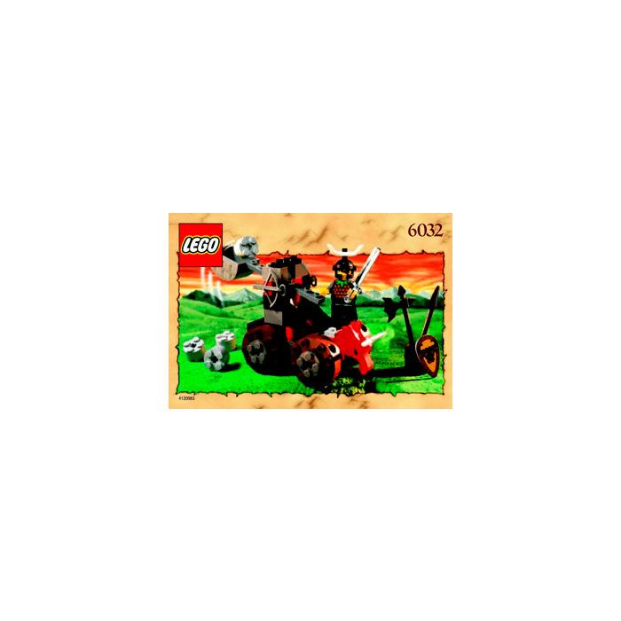 Lego Catapult Crusher Set 6032 Instructions Brick Owl Lego