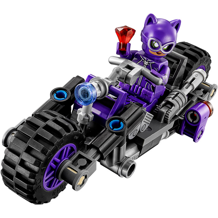 LEGO Batman Movie Catwoman Catcycle Chase 70902 NEW Sealed in box