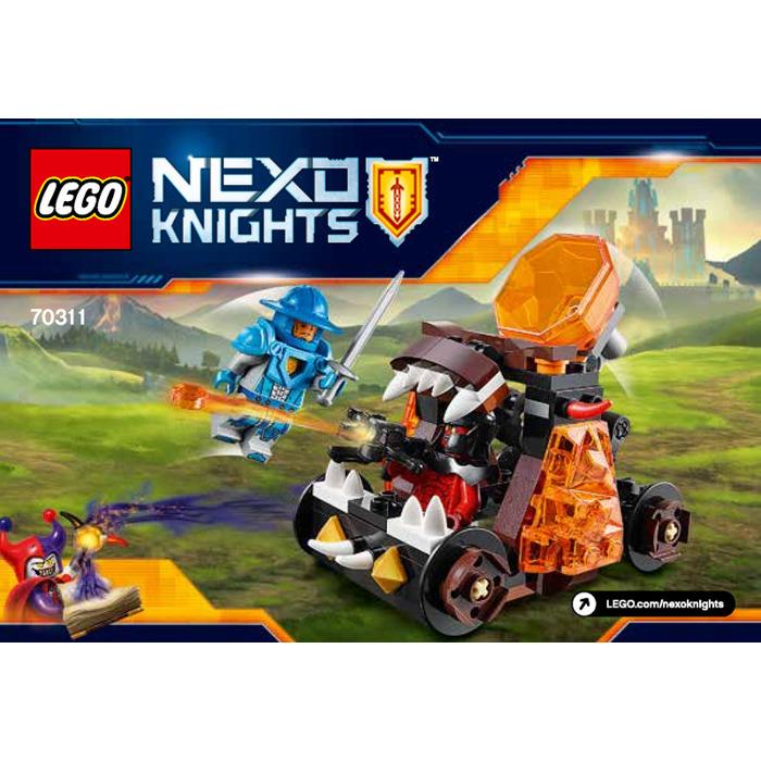 LEGO Chaos Catapult Set 70311 Instructions | Brick Owl - LEGO ...